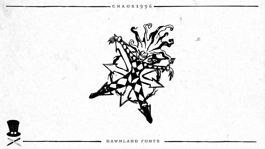 dawnland_fonts_12chaos