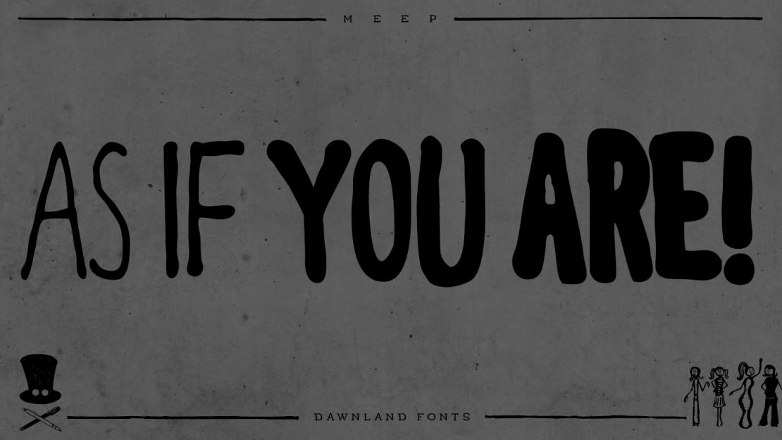 dawnland_fonts_Meep