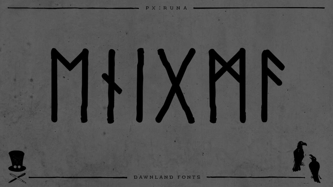 dawnland_fonts_5pxruna
