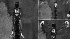 Babadook fan art contest